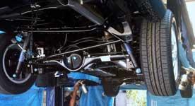 Антикоррозийная обработка кузова авто в Киеве